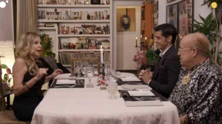 Cuatro prepara 'Ven a cenar conmigo Gourmet'
