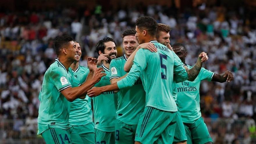 Las claves de la victoria del Real Madrid ante el Valencia