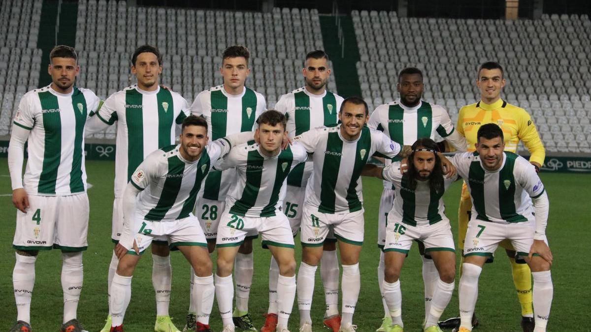 Las notas de los jugadores del Córdoba CF ante la Real Sociedad en la Copa del Rey