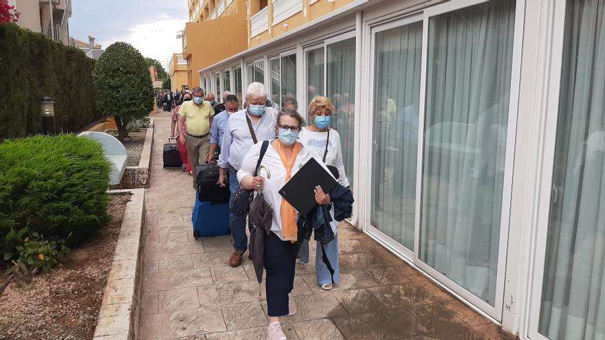 El conflicto del Imserso amenaza con adelantar el cierre de hoteles en Castellón