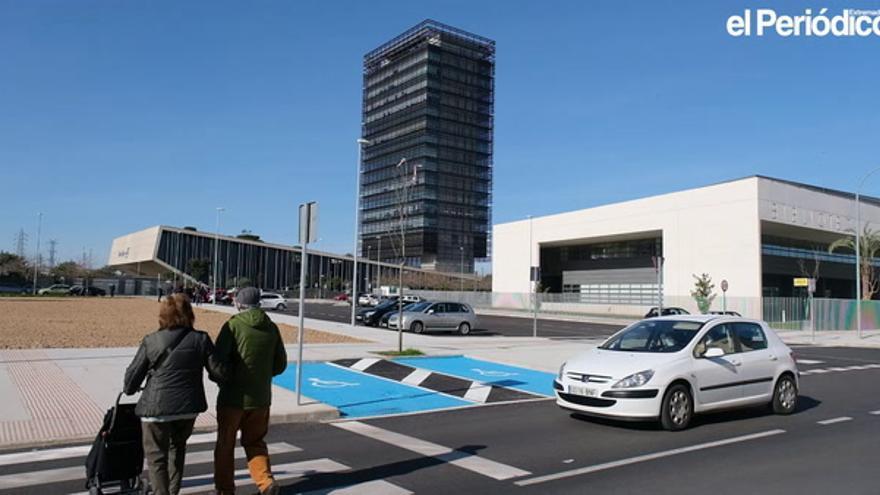 El Ayuntamiento de Badajoz movilizará a lo largo de este año 13 millones de euros en obras