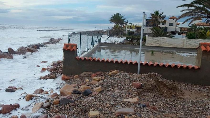 Moncofa exige los espigones en su litoral para no dejar escapar inversiones