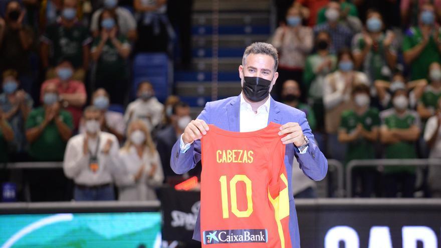 Carlos Cabeza, Premio Málaga de Deporte 2021