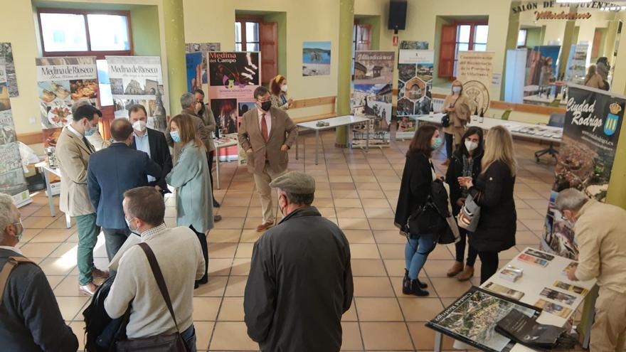 Inaugurado el V Encuentro de Conjuntos Históricos en Villardeciervos