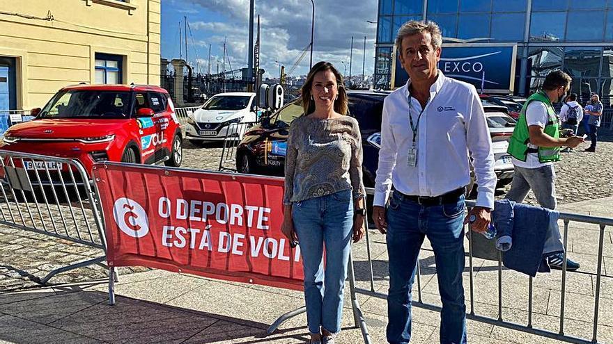 El EcoRallye de A Coruña se lanza a la carretera