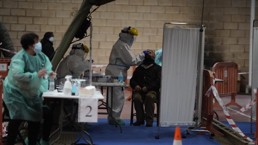 Coronavirus en Zamora   La curva de contagios se relaja con 34 nuevos casos y once brotes menos