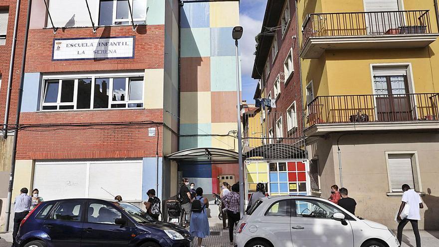 La escuelina de Contrueces asumirá escolares de La Serena