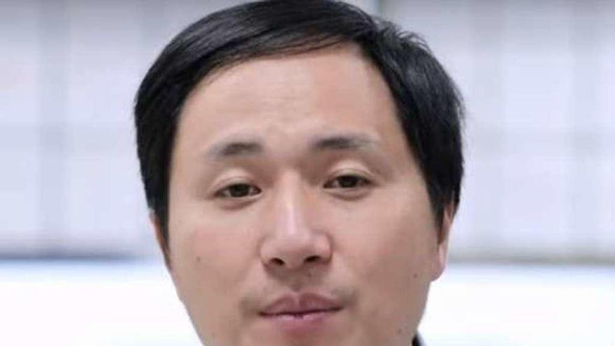 """El científico He Jiankui, el """"Frankenstein chino"""", en arresto domiciliario"""