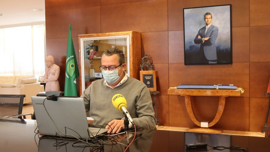 """Benidorm se sumará al """"Plan Resiste"""" para la reactivación urgente de los sectores más afectados por el covid"""