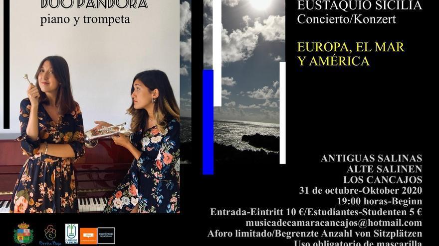 VI edición Ciclo de Cámara Eustaquio Sicilia