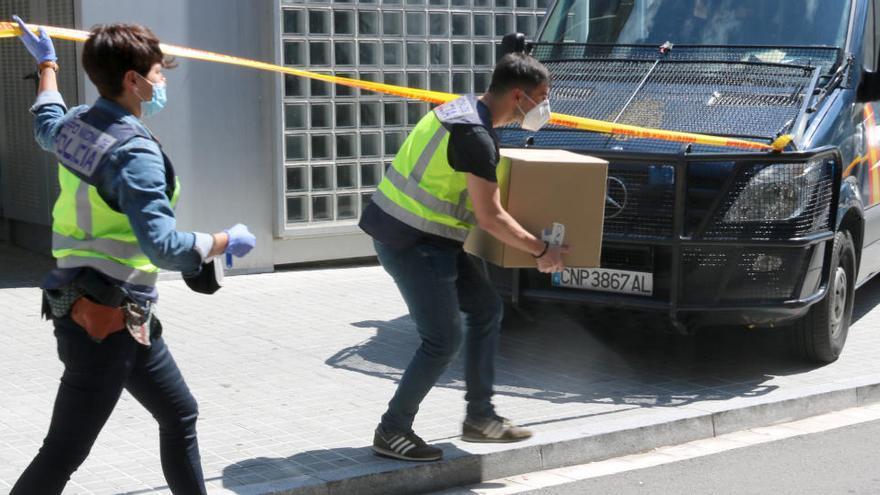 La policia torna a detenir el director del Consell Esportiu de l'Hospitalet