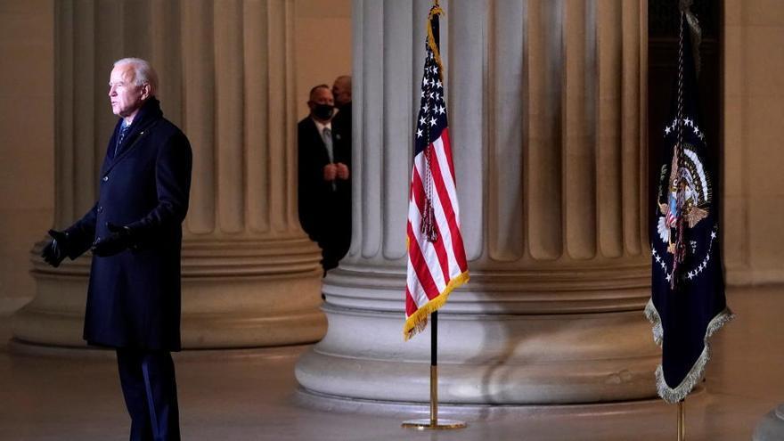 Les primeres mesures de Biden: retornar a l'Acord del Clima i a l'OMS