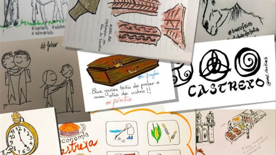 RAG y Fundación Barrié lanzan el concurso 'Olla a palabra do día!'