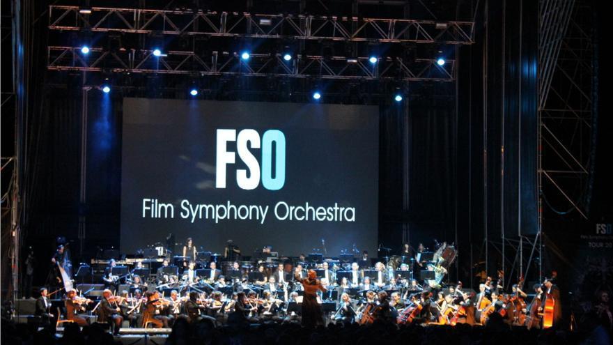 La mejor música de cine, con la Film Symphony Orchestra