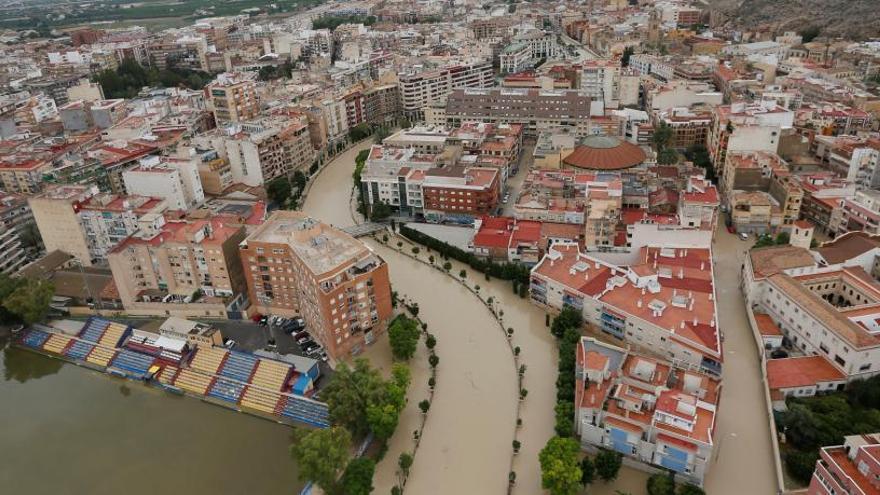 Los reyes visitarán las zonas afectadas por el temporal de lluvias en Orihuela