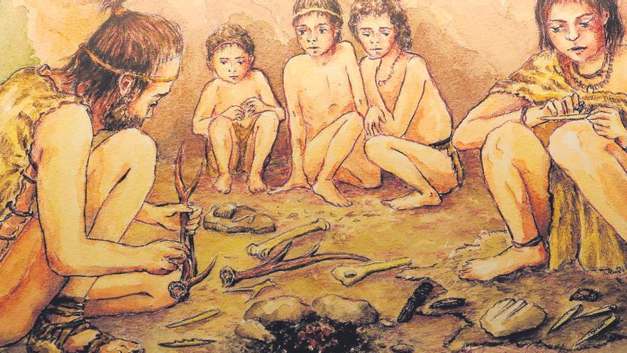 Arqueología con ojos de mujer