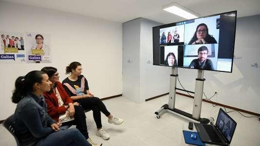 """Da Silva: """"Necesitamos que los jóvenes vuelvan a Galicia para sacar el país adelante"""""""