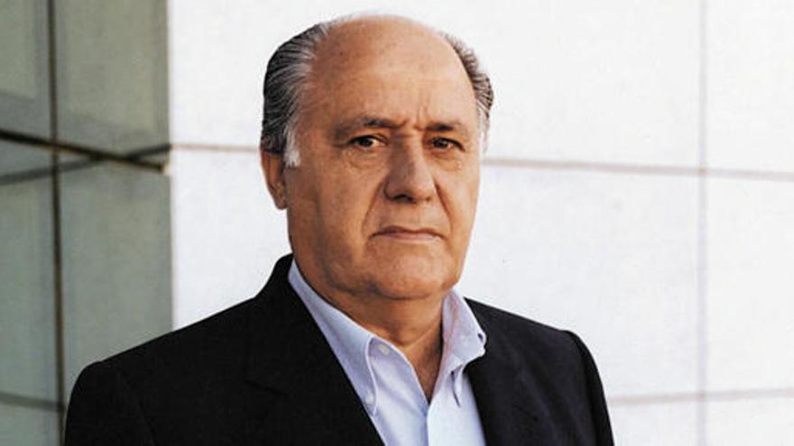 Amancio Ortega, la segunda persona más rica del mundo