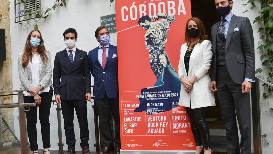Finito, Morante, Roca Rey y Aguado, en los carteles de la Feria de Mayo de Córdoba