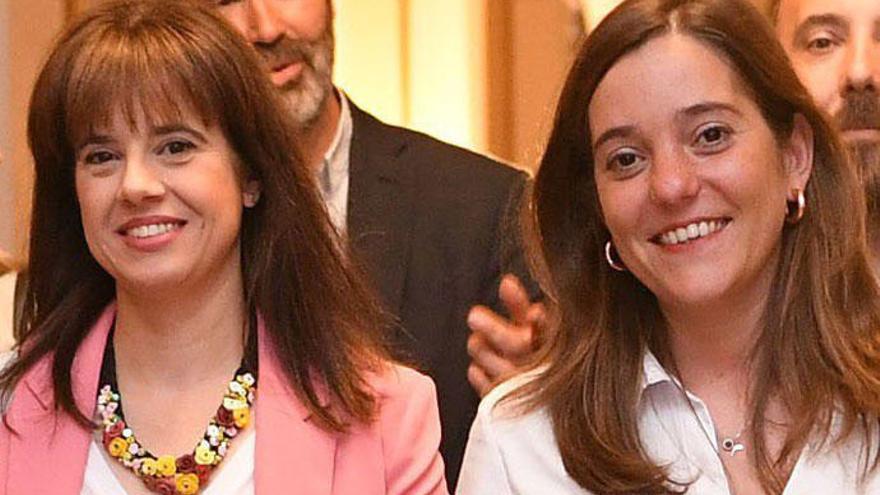 """Inés Rey sobre el cese de Acón: """"Hay que trabajar y dar el 100% de nuestra capacidad"""""""