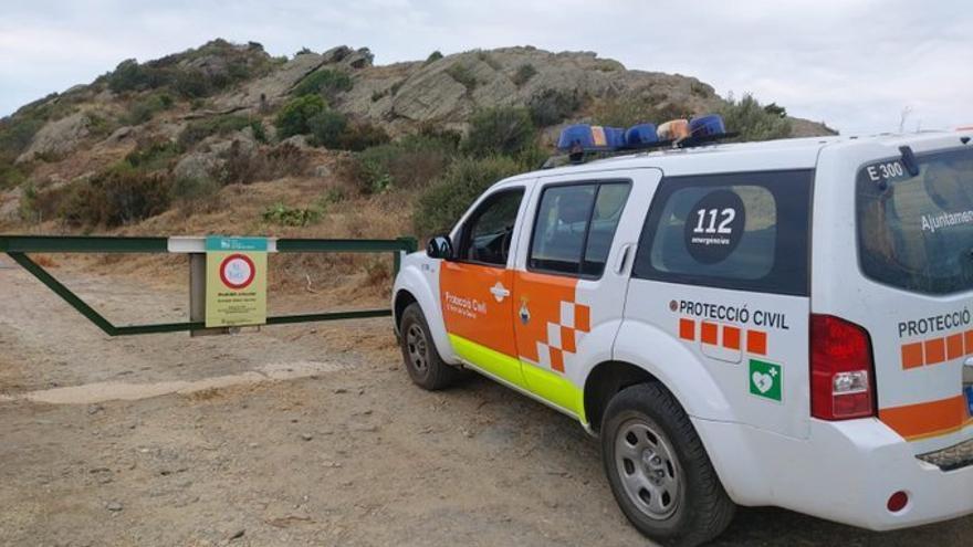 Els accessos al parc natural del Cap de Creus segueixen limitats