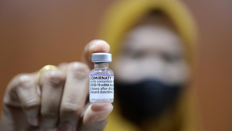 EEUU da el primer paso para aprobar la vacuna de Pfizer en niños a partir de 5 años
