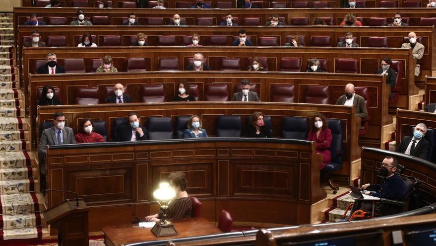 """El Congreso aprueba realizar """"con la mayor urgencia"""" la reforma de la financiación autonómica"""