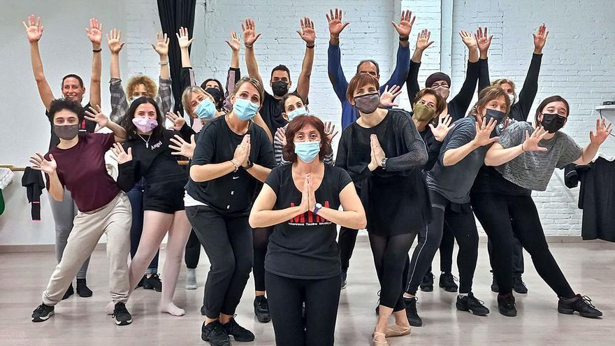 MTM porta de gira dos muntatges suspesos el 2020 per la pandèmia