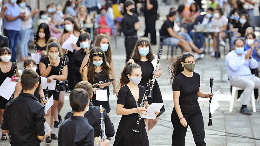 Lalín será la sede del Festival y Academia Internacional de Clarinete de Galicia 2021