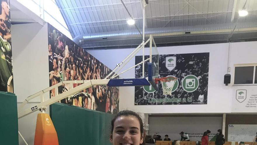 Gran victoria del Unicaja femenino ante el Advisoria Boet Mataró