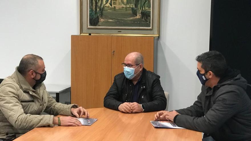 La AEGC pide ayudas al Ayuntamiento de Alicante para los guardias civiles