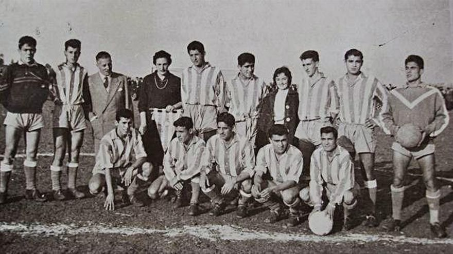 Un futbolista histórico del Gurugú
