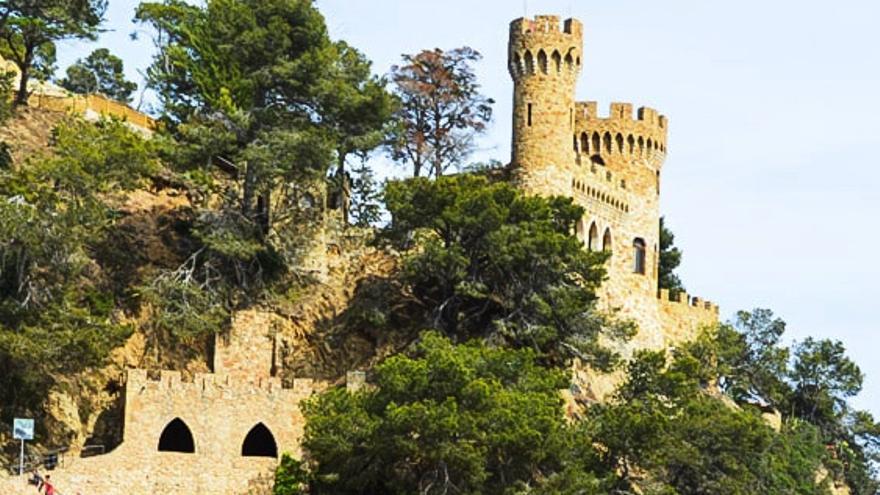 Lloret de Mar organitza una nova jornada de visites guiades al castell d'en Plaja