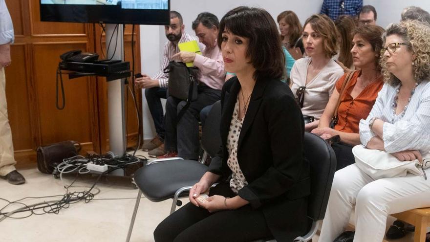 Juana Rivas surt de presó i complirà condemna a casa amb control telemàtic