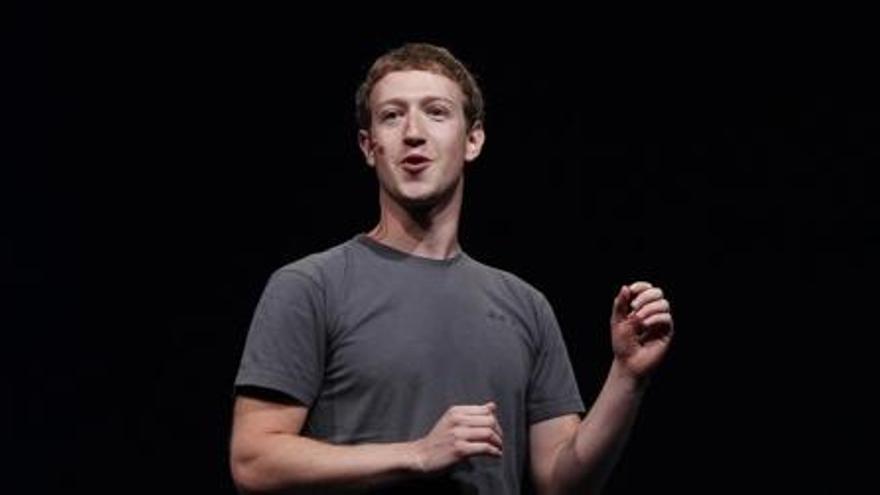 Mark Zuckerberg perd 5.100 milions d'euros per la caiguda de Whatsapp, Facebook i Instagram
