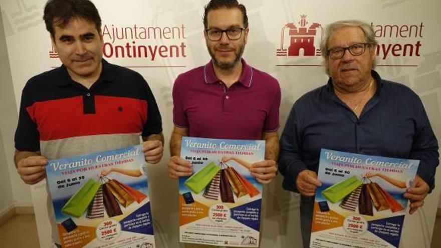 Una campaña comercial de Sant Rafel repartirá 2.500 euros en regalos entre los clientes