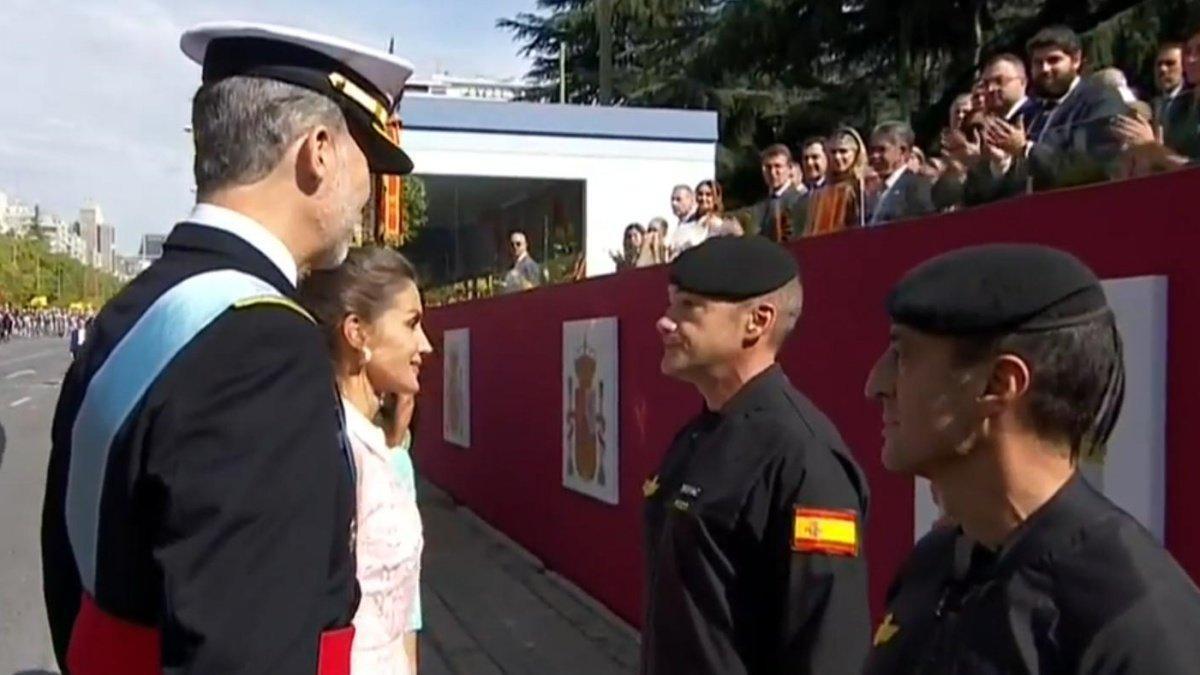 Defensa suprime el desfile del 12 de octubre por el covid-19