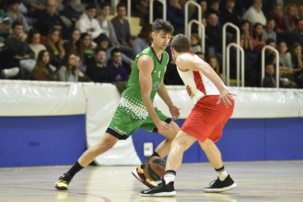 Bàsquet Primera Catalana . Vaillant ASFE - La Sall