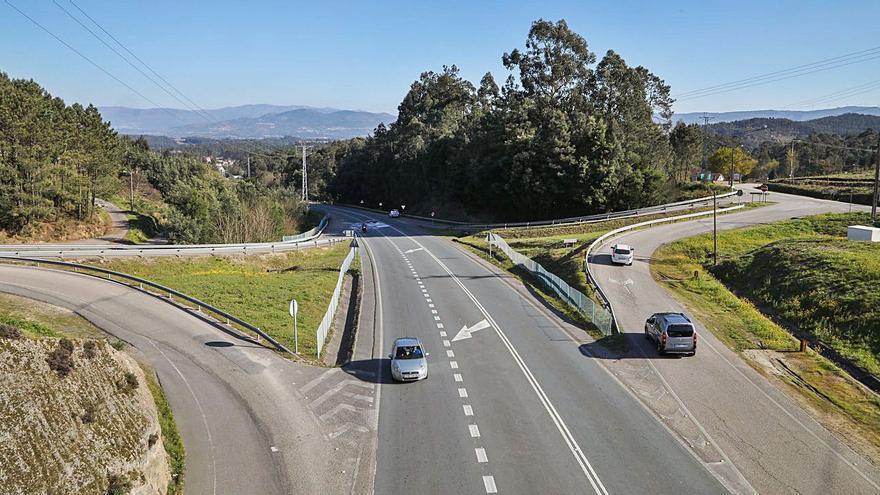 La PO-510 renovará el asfaltado a su paso por cuatro municipios