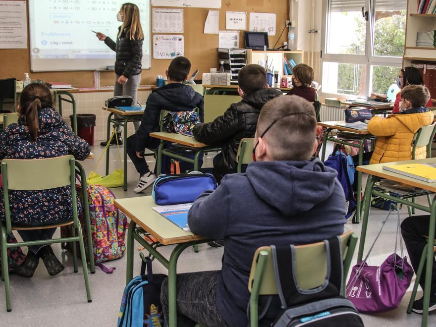 Calendario escolar 2021-2022 en Alicante: festivos y vacaciones