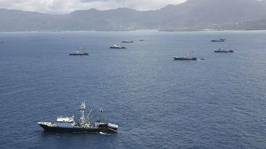 Los atuneros españoles amarrarán en octubre ante la falta de cuota en el Índico