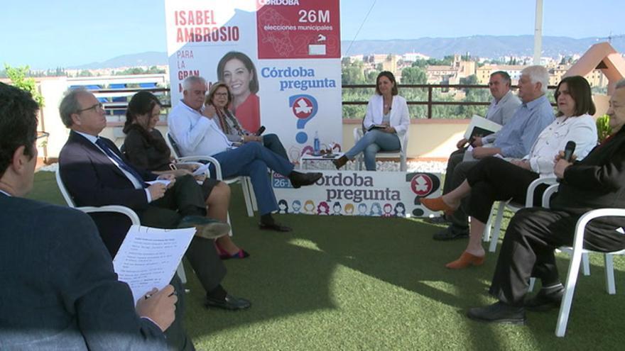 Isabel Ambrosio: «No hemos tomado ni una decisión sin contar con la participación ciudadana»