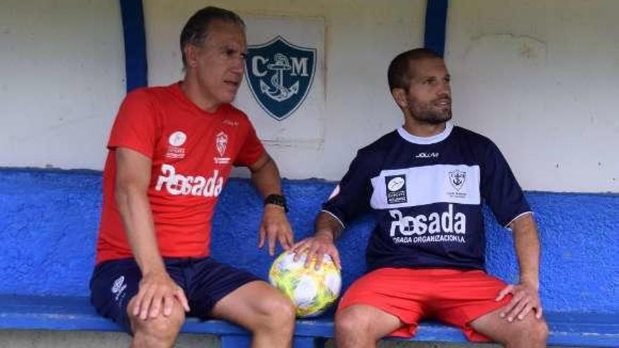 """El Marino ya cuenta con Lora: """"Vengo para ser uno más"""""""