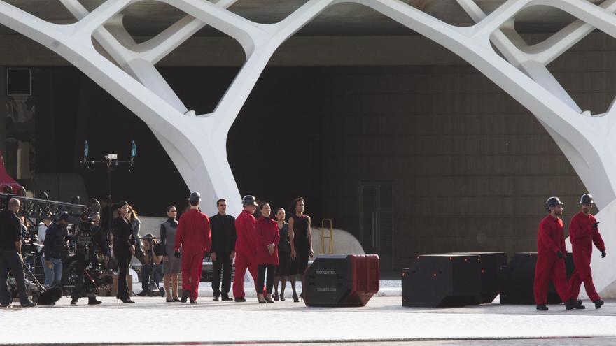 'Citadel' abre casting en València