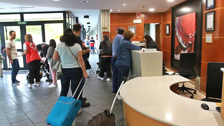 La ocupación cae en la ciudad al 12,7% en diciembre y algún hotel opta por cerrar en fin de semana