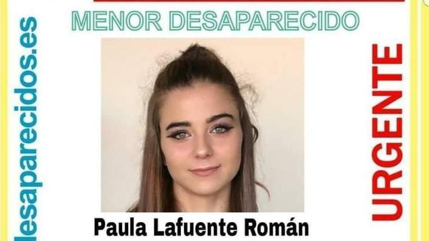 Llamamiento para dar con la joven de 16 años desaparecida en Vigo desde hace 15 días