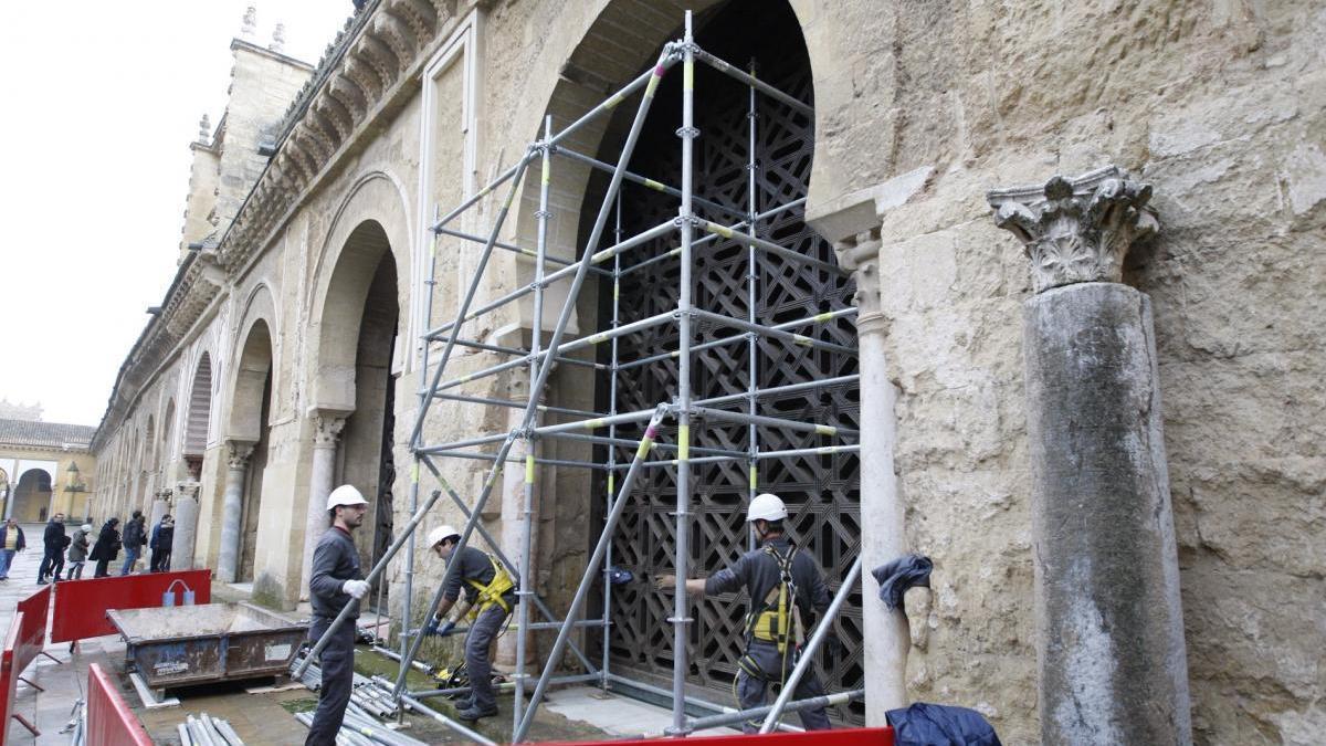 "La retirada de la celosía de Rafael de la Hoz ""perjudica"" a la Mezquita Catedral según el TSJA"