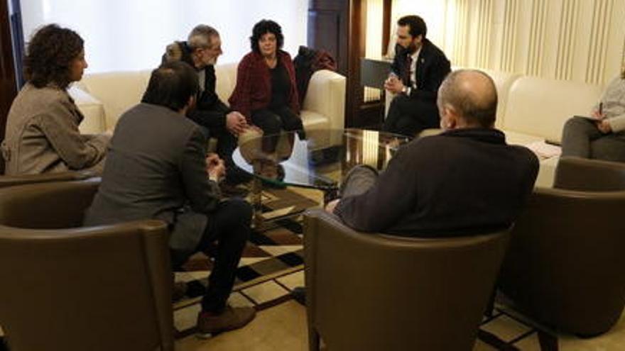 """Els familiars dels joves d'Altsasu creuen que l'Estat demostra """"falta de democràcia"""""""