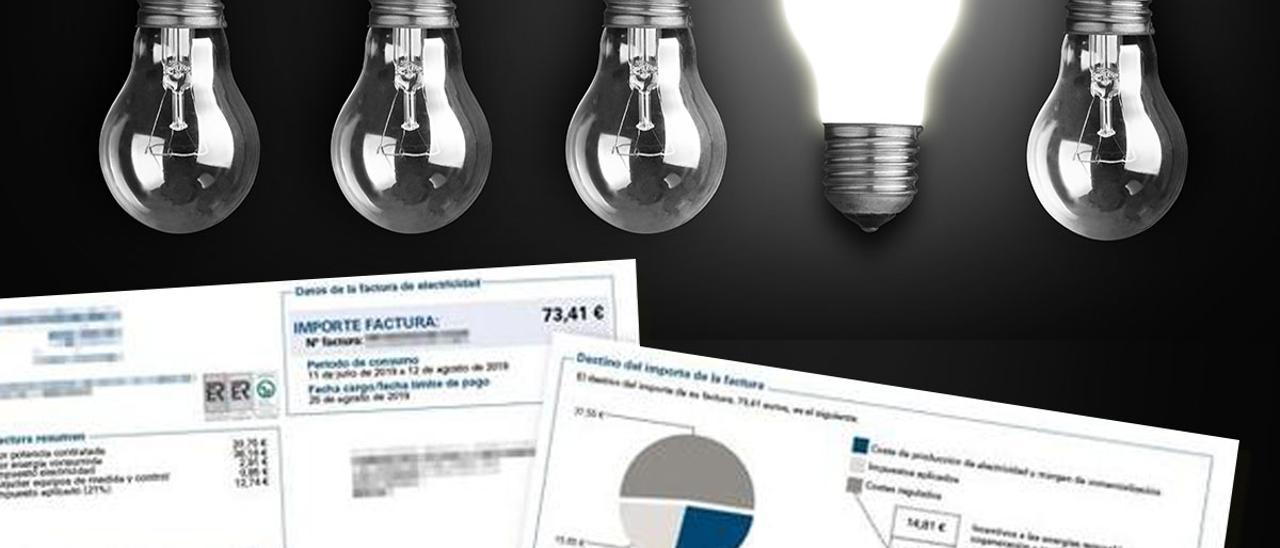 Las medidas para contener la factura de la luz