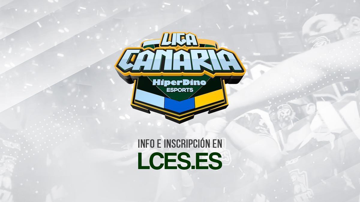 La 'Liga Canaria de Esports HiperDino' amplía su oferta para los últimos meses de su tercera edición